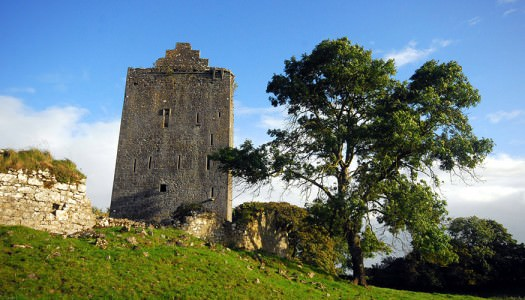 Lackeen Castle Lorrha
