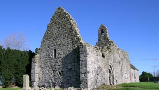 Saint Ruadhans Abbey Lorrha