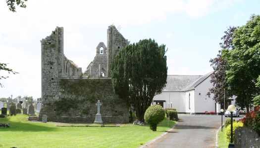 Dominican Abbey Lorrha
