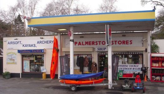 Palmerston Store