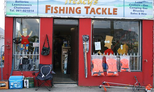 Treacy's Service Station & Fishing Tackle Shop