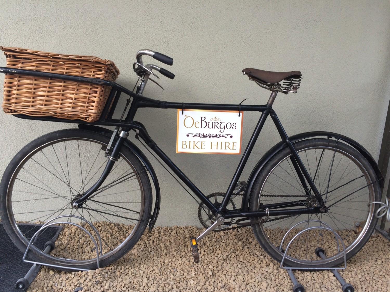 Bike Hire Portumna Lough Derg