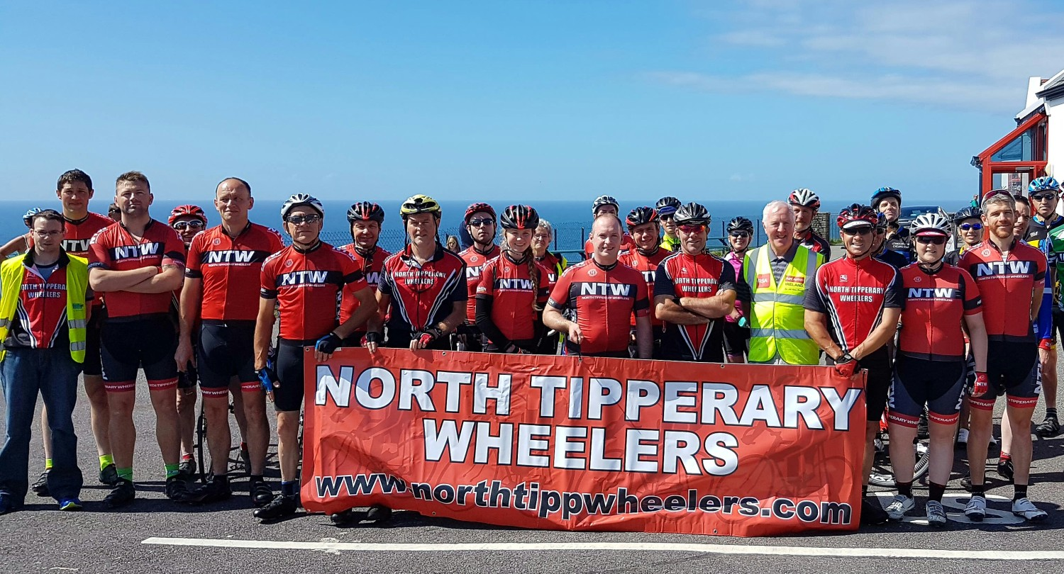 North Tipperary Wheelers Cycling Club - Lough Derg