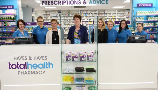 Hayes and Hayes totalhealth Pharmacy