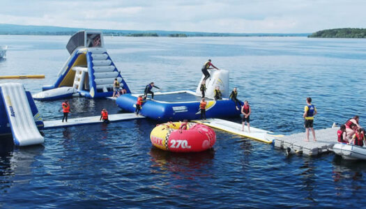 Lough Derg Aqua Splash
