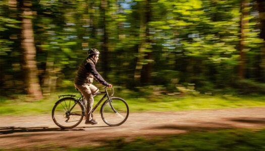 Week 7 – On Your Bike