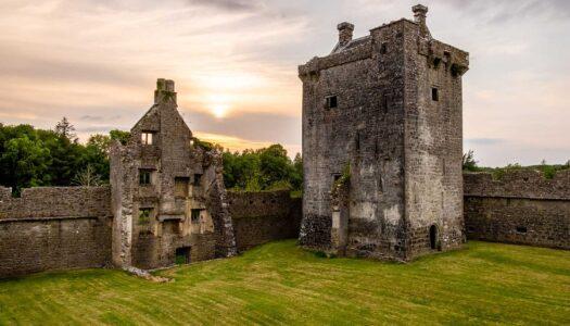 Week 12 – Capture a Castle